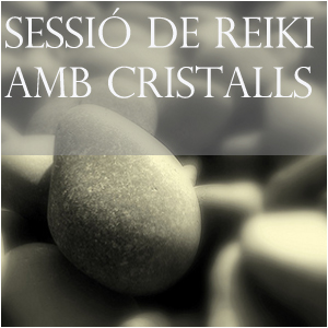 reiki amb cristalls