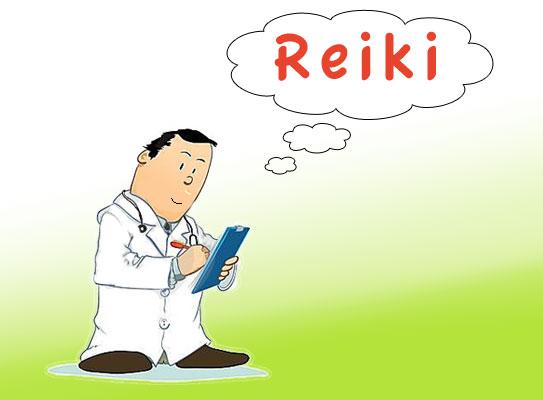 Reiki- medicina alternativa